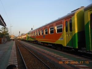 Stasiun kecil Prembun