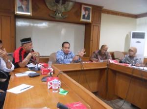 Walikota Kota Administrasi Jakarta Timur 2015